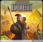 7 Wonders Duel: Cathala VS Bauza