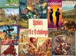 10 x 10 challenge: Month 1 recap and new challengeadded